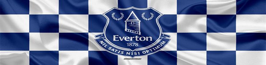 nueva camiseta Everton